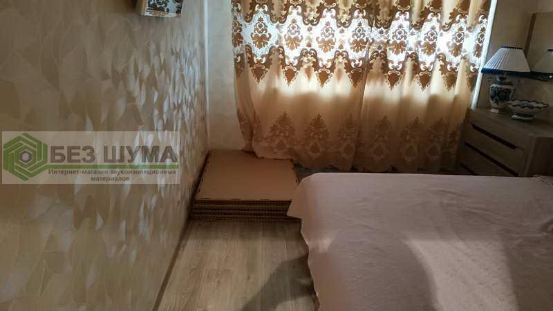 Шумоизоляция стен в квартир