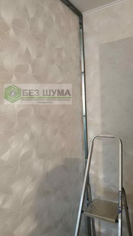 Сложности при шумоизоляции стен 2