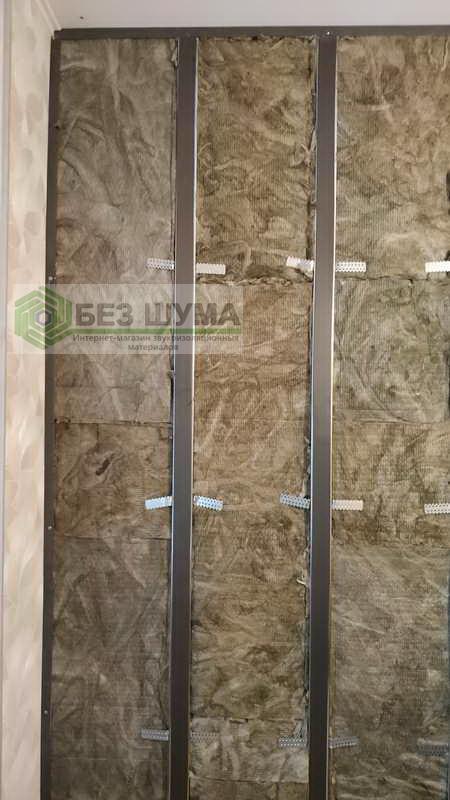 Сложности при шумоизоляции стен 9