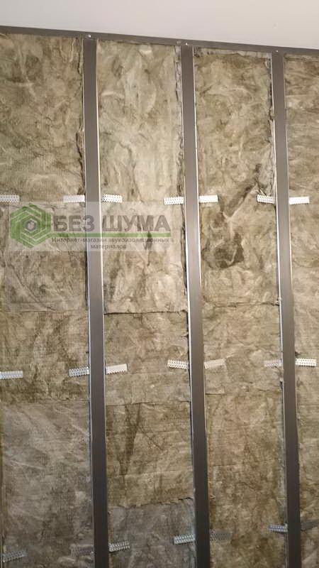 Сложности при шумоизоляции стен 10