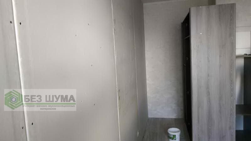 Сложности при шумоизоляции стен 14