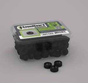 Шайба виброразвязывающая SoundGuard Vibro Washer 10×19 50 шт.