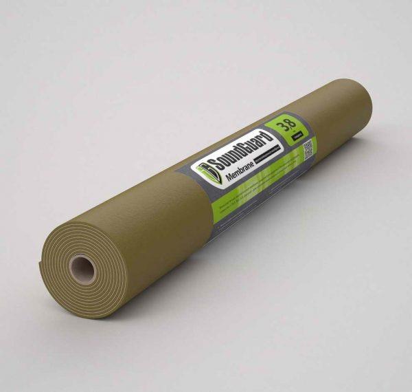 Звукоизоляционная мембрана SoundGuard Membrane 3.8 - Склад Екатеринбург